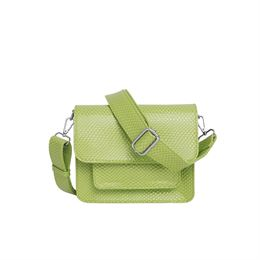 HVISK CAYMAN POCKET BOA BAG GREEN